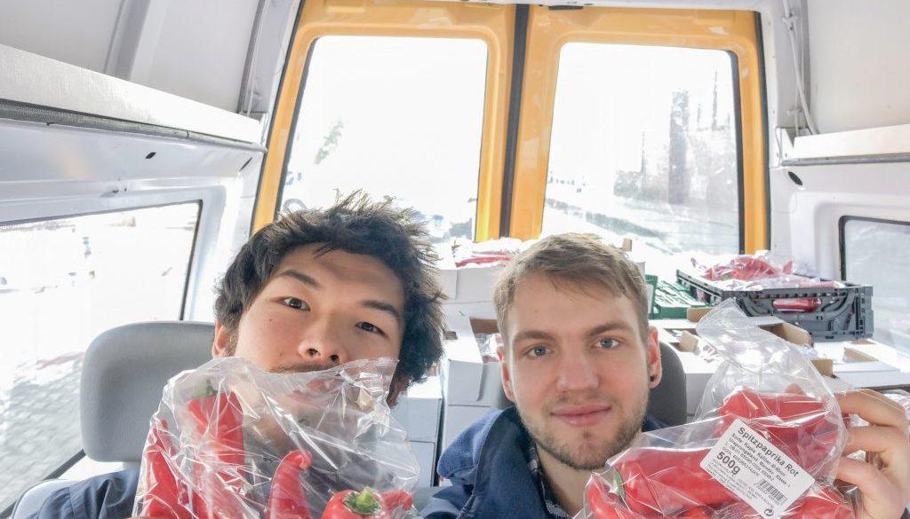 インスタストーリーが大活躍!ドイツスタートアップの「廃棄食品 × ビジネス」
