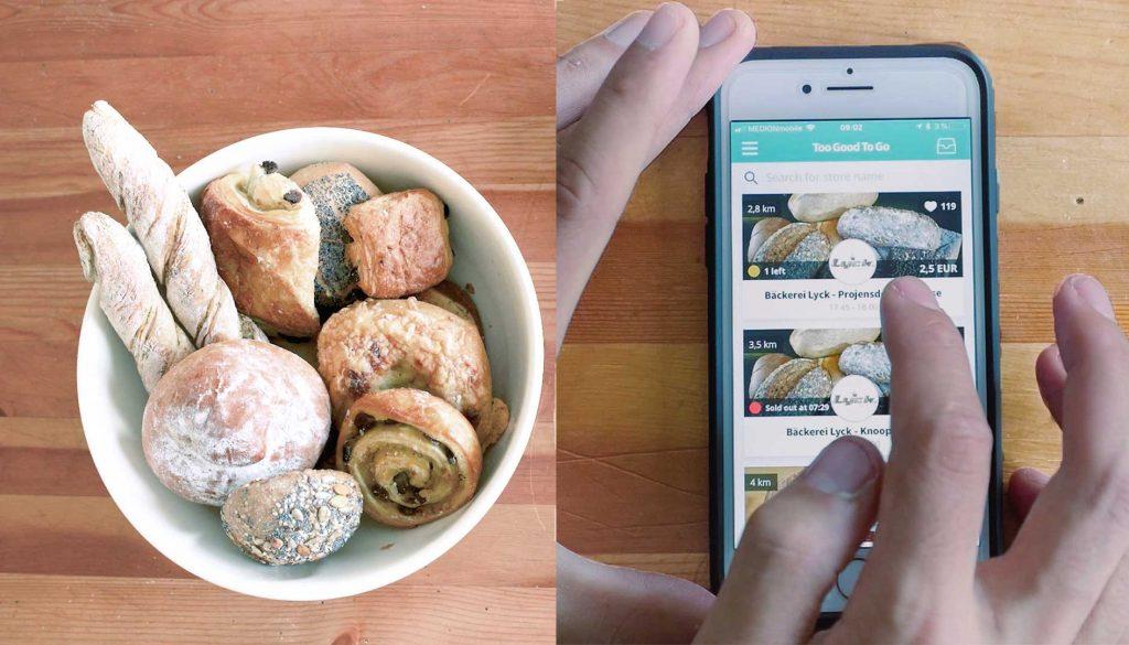 「廃棄食品」を購入できるアプリToo Good To Go
