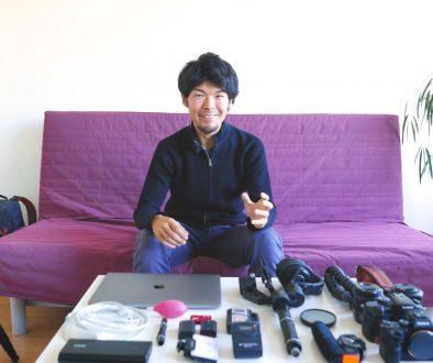 クラウドファンディング始めました!アイヌ民族映像プロジェクト機材紹介