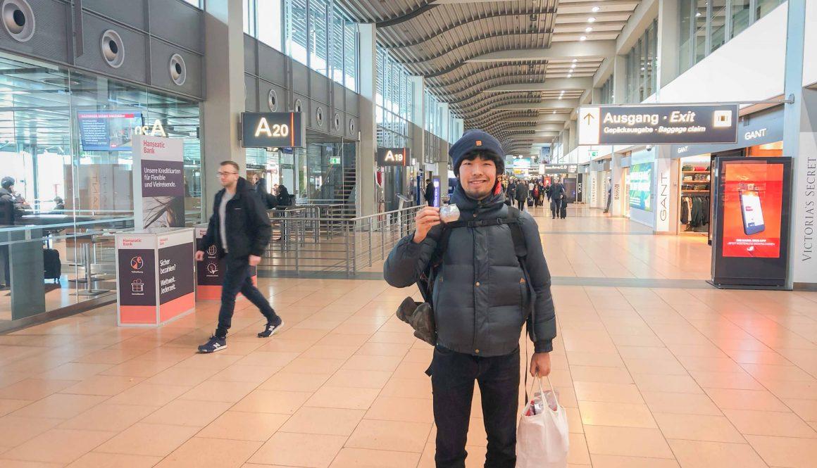 2019年4月まで日本へ帰国します!そしてその後は…。