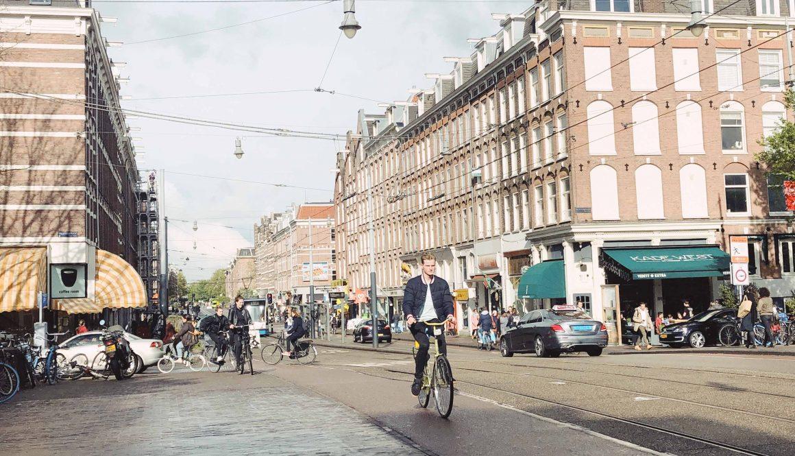 アムステルダム・サーキュラーエコノミーツアー