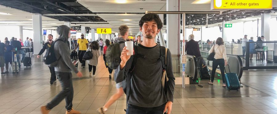 9/3まで日本に一時帰国します!