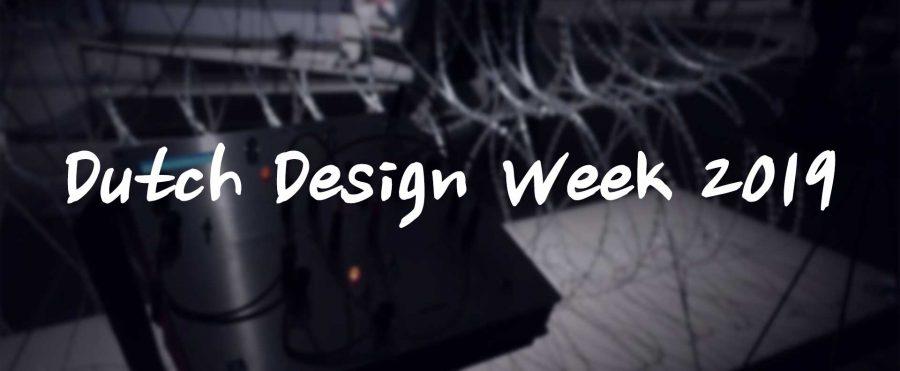 オランダが魅せる「最先端中の最先端」Dutch Design Week 2019 レポート