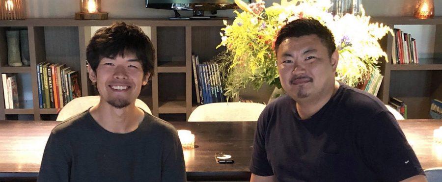 「アスリート専属シェフ」として活躍する船岡勇太さんとお会いしてきました。